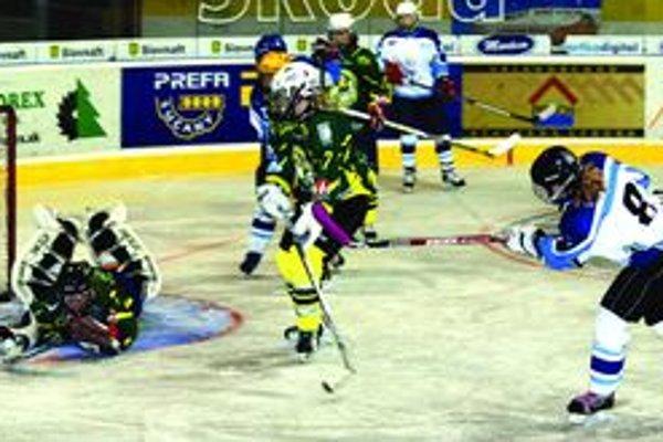 K. Finďová naštartovala gólom na 1:1 cestu Martinčaniek za bronzom.