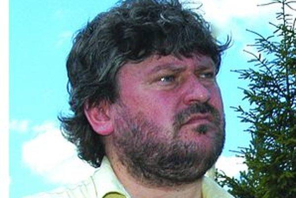 Peter Cabadaj, manažér Martinskej literárnej jari.