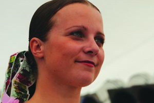 Eva Hulejová z Turčianskeho kultúrneho strediska.