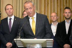 Súčasný primátor Ján Nosko dnes predstavil svoje vízie pre rozvoj Bystrice.