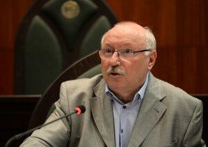 Bývalý šéf slovenských vyšetrovateľov Jaroslav Ivor.