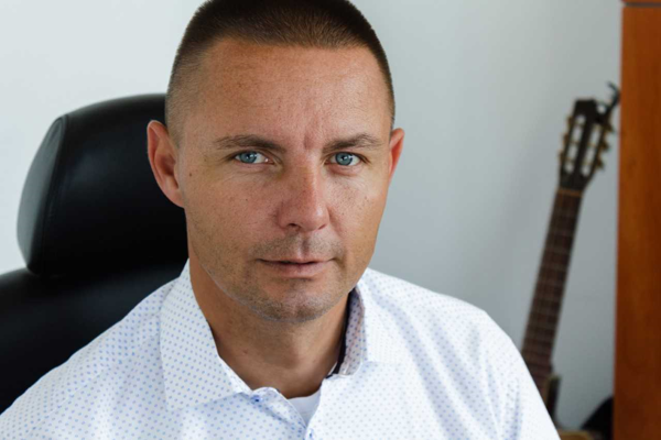 Ivan Gašpar.