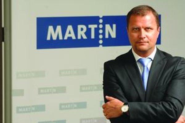 Andrej Hrnčiar, primátor Martina.