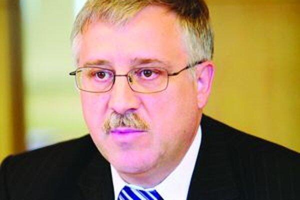 Ivan Špánik, náčelník MsP v Martine.
