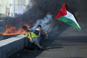 Násilnosti v Gaze pokračujú.