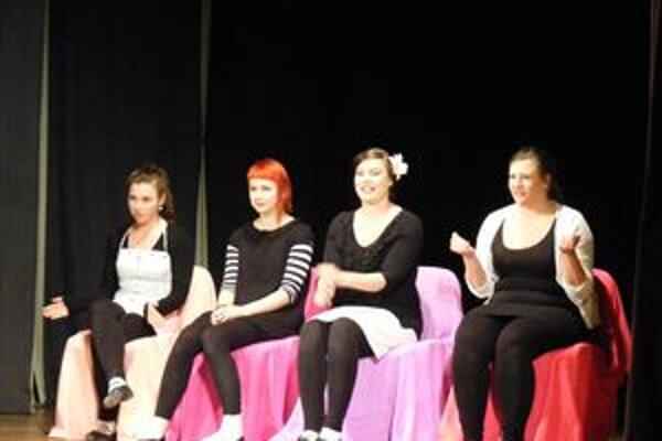 Súkromná ZUŠ A. Stodolu nás vynikajúco reprezentovala na krajskej divadelnej prehliadke.