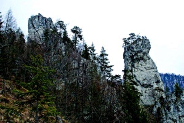 Orlia veža, ktorá sa nachádza v Žarnovickej doline, bola vyhľadávaná najmä horolezcami. Teraz je tu hniezdisko dravcov, preto je lezenie na týchto skalách zakázané.