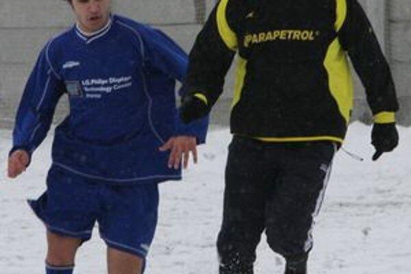 Zimná príprava tímov štvrtej ligy je už v plnom prúde.