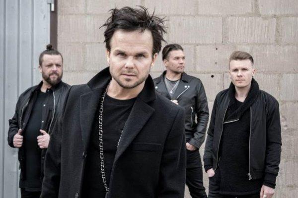 Vo štvrtok privíta Kulturpark fínsku rockovú skupinu The Rasmus.