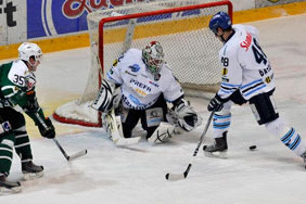 Skalica v prvom zápase v Martine vyhrala.
