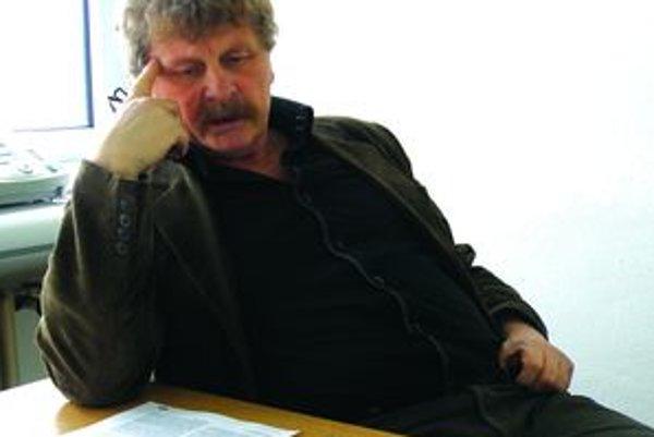 Tomasz Trancygier - šéfredaktor časopisu Knižnica žije v Martine takmer 40 rokov, ale stále sa cíti byť Poliakom. Tragédia ho hlboko zasiahla.