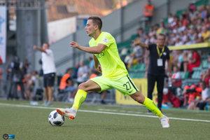 Víťazný gól strelil zo značky pokutového kopu Jaroslav Mihalík.