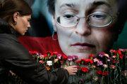 Anna Politkovská.
