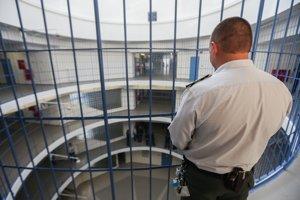 Zrekonštruovaný Ústav na výkon trestu odňatia slobody v priestoroch Justičného paláca v Bratislave.