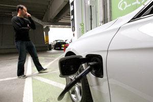 Levickej mestskej polícii pribudne do vozového parku prvý elektromobil.