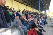 Diváci v Málinci gól nevideli.