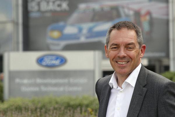 Steven Armstrong, šéf európskej divízie automobilky Ford.