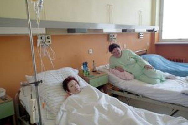 Pacienti so zrušením pľúcneho oddelenia nesúhlasia.