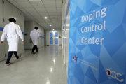 Dopingová kontrola - ilustračná fotografia.