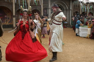 Tancujúci z Perinbaby 2.