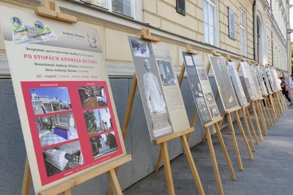 Putovná výstava o A. Hlinkovi je v Martine.