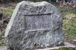Pamätník pri Starých Horách
