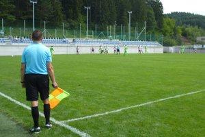 Futbalisti Tepličky tesne zvíťazili nad Stráňavami a získali tri body do tabuľky. Ilustračné foto.