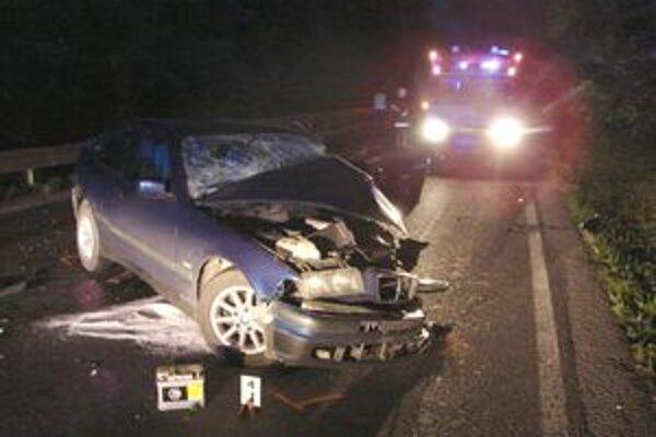 Príčinou vážnej nehody bol mikrospánok.