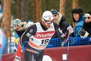 Nórsky reprezentant Petter Northug.