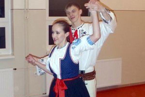Strieborní Tomáš Tinath a Dominika Čviriková.