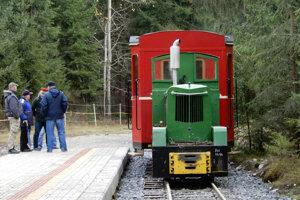 Obnovená železnička