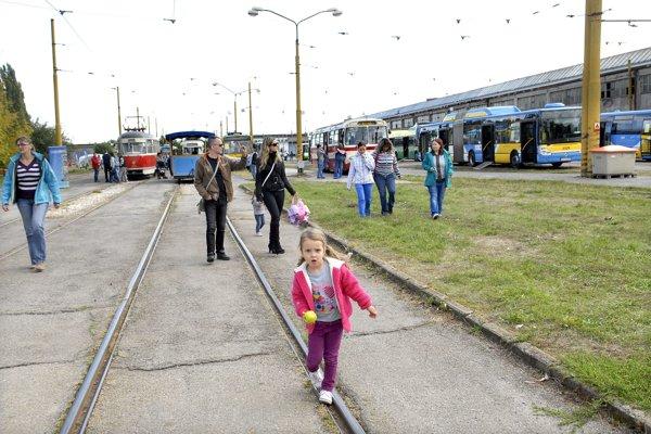 Depo na Bardejovskej sa opäť otvorí verejnosti.
