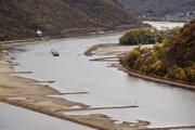 Pohľad na rieku Rýn.