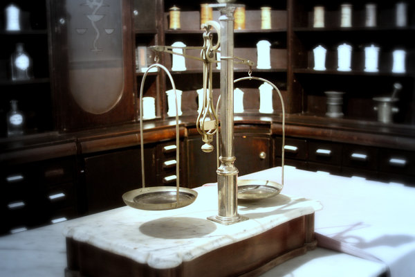 """Nová expozícia v Bardejovských Kúpeľoch ukrýva aj starú lekáreň """"U krokodíla"""". (FOTO: MARIO HUDÁK)"""