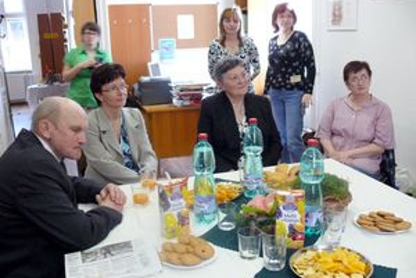 Stretnutie s čitateľmi v Považskej knižnici.