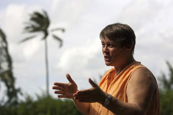 Ruth Gatesová nemala o osude koralov ilúzie. No nestrácala optimizmus.
