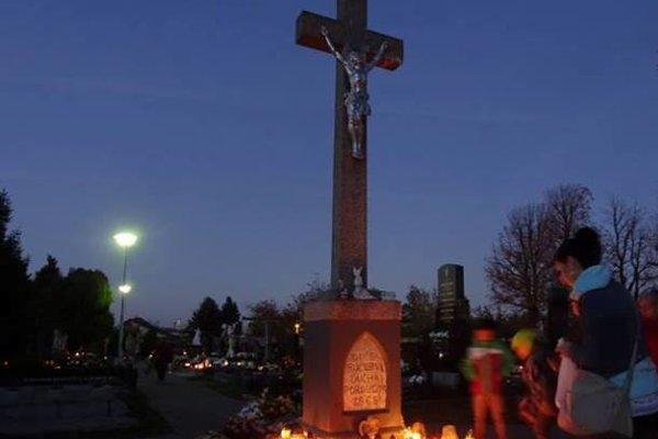 Návštevníci môžu navštíviť starý cintorín a krypty.