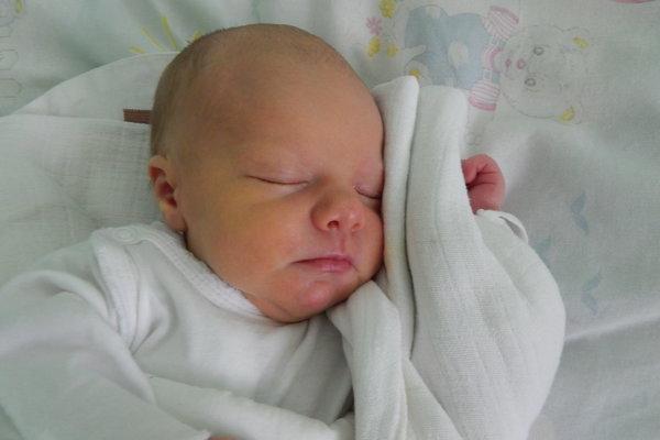 """Ema Bitalová - Výnimočným dňom pre Dominiku a Vladimíra z Čadce bola nedeľa 21. októbra. V tento deň sa im narodila prvá dcérka Ema Bitalová (2650g, 49cm). Meno Ema má nemecký pôvod a jeho význam je """"silná""""."""