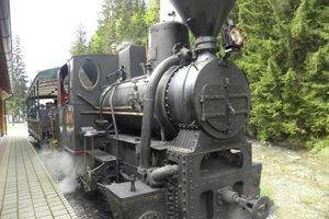 K skanzenu neodmysliteľne patrí historická lesná železnica s unikátnym úvraťovým systémom.