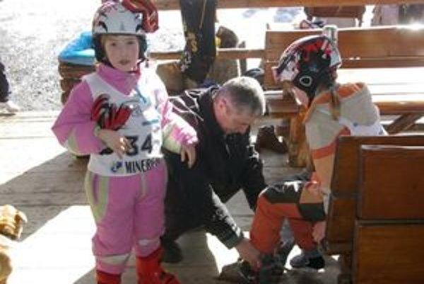 Na Čertove sa ešte lyžovalo.