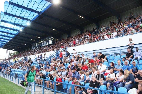 V nedeľu bude v Nitre atraktívny futbalový zápas, príde bratislavský Slovan. Aká kulisa bude naň zvedavá?