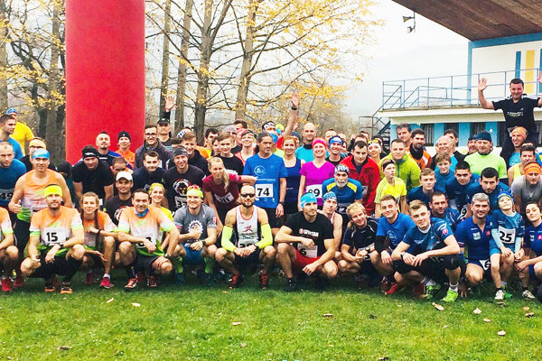 Štvrtého ročníka sa zúčastnilo 119 bežcov.