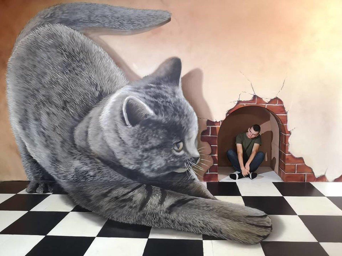tesné čierna mačička galérie