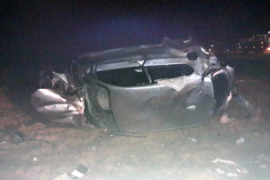 V utorok krátko pred 20:00 pri Ohradzanoch v okrese Humenné sa stala tragická nehoda.
