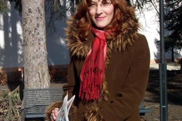 Prechádzka v parku sa Vierke oplatila. Mala pri sebe MY Noviny stredného Považia, vyhrala dvadsať eur.