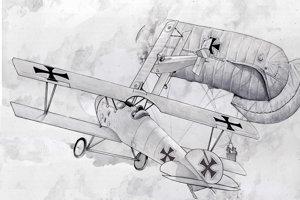 V priebehu prvej svetovej vojny prešlo letectvo obrovským vývojom a na jej konci už nikto nepochyboval o tom, že lietadlá budú hrať v nasledujúcich vojnách jednu z kľúčových úloh.