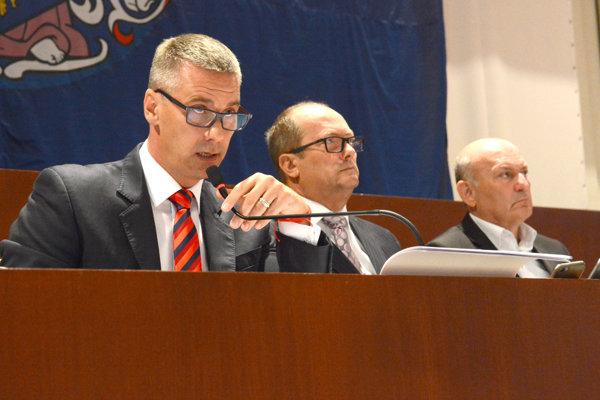 Petruško viedol svoje posledné rokovanie mestského zastupiteľstva v septembri.