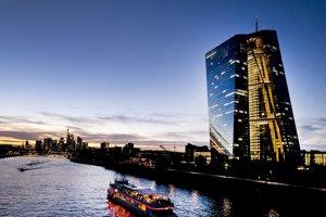 Budova ECB.