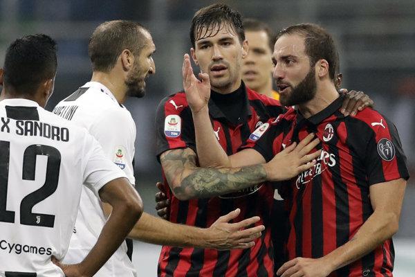 Juventus Turín a AC Miláno sa stretnú v súboji o Taliansky superpohár.