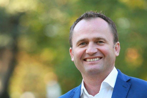 Peter Paška, primátor Galanty.